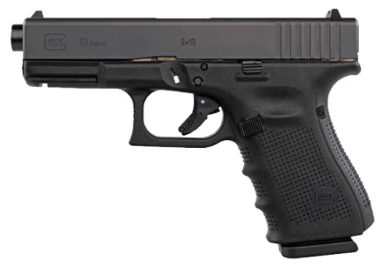 Glock 48 9mm - Black Slide