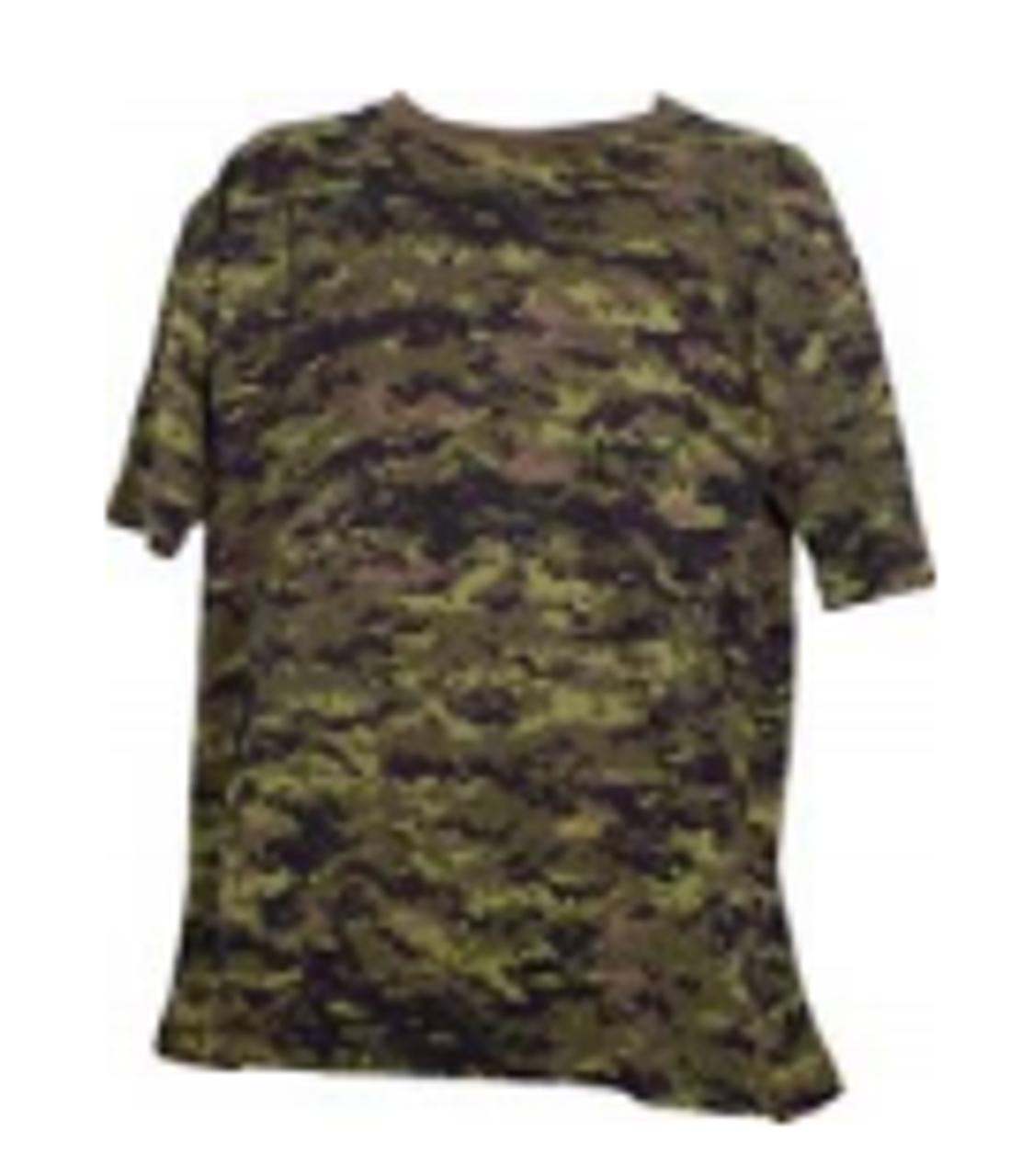 Parklands Canadian Digital Camo T-Shirt