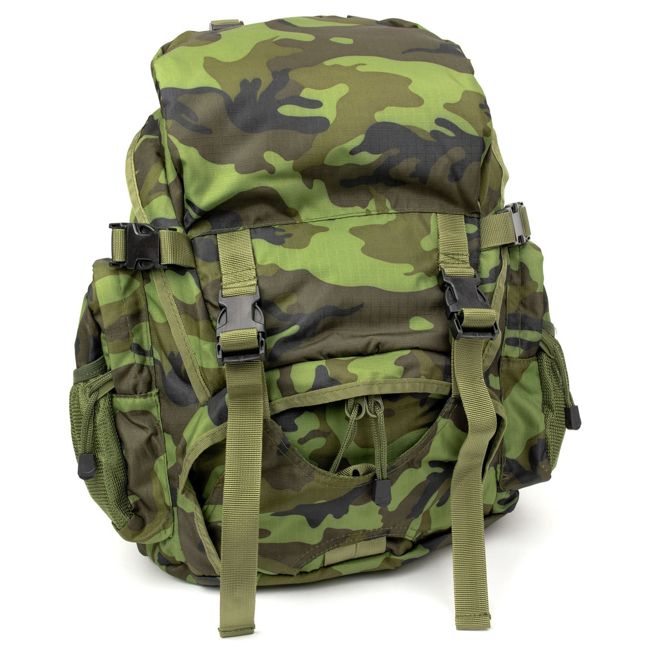 New Czech Woodland Ripstop Backpack