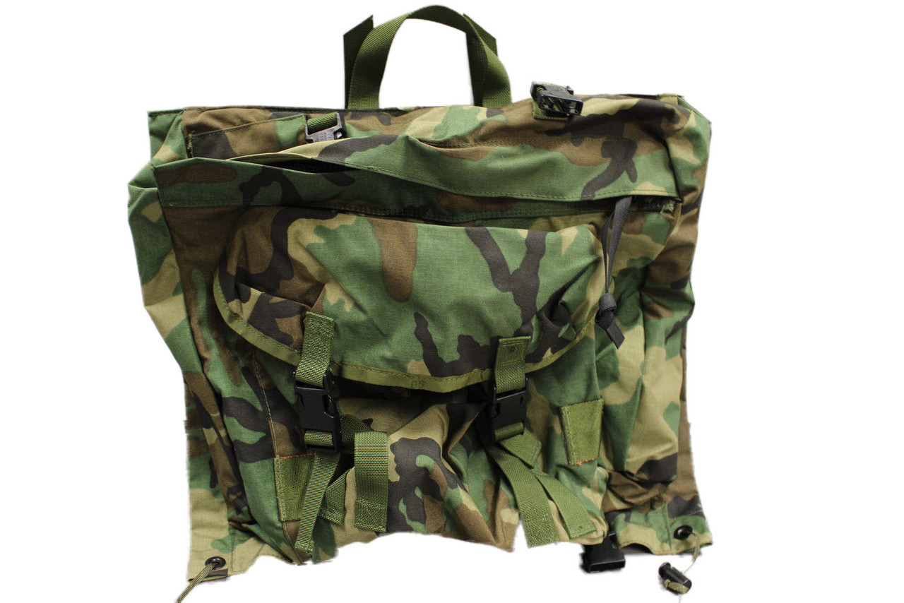 Woodland Combat Patrol Pack - New