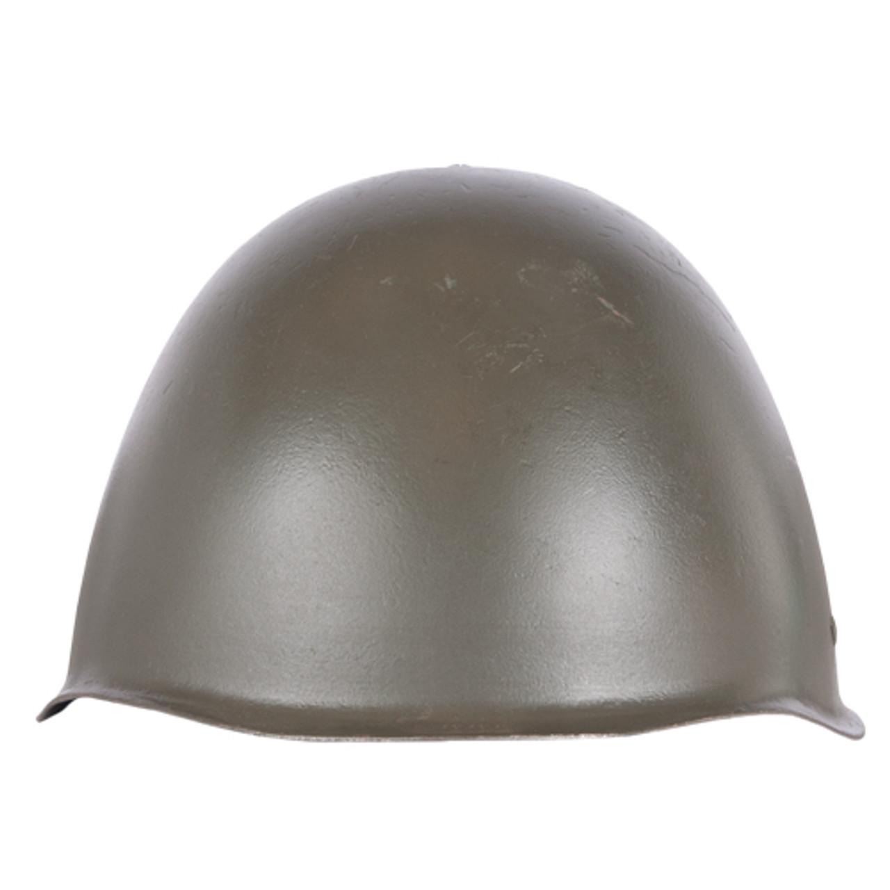Surplus Polish Military Steel Helmet