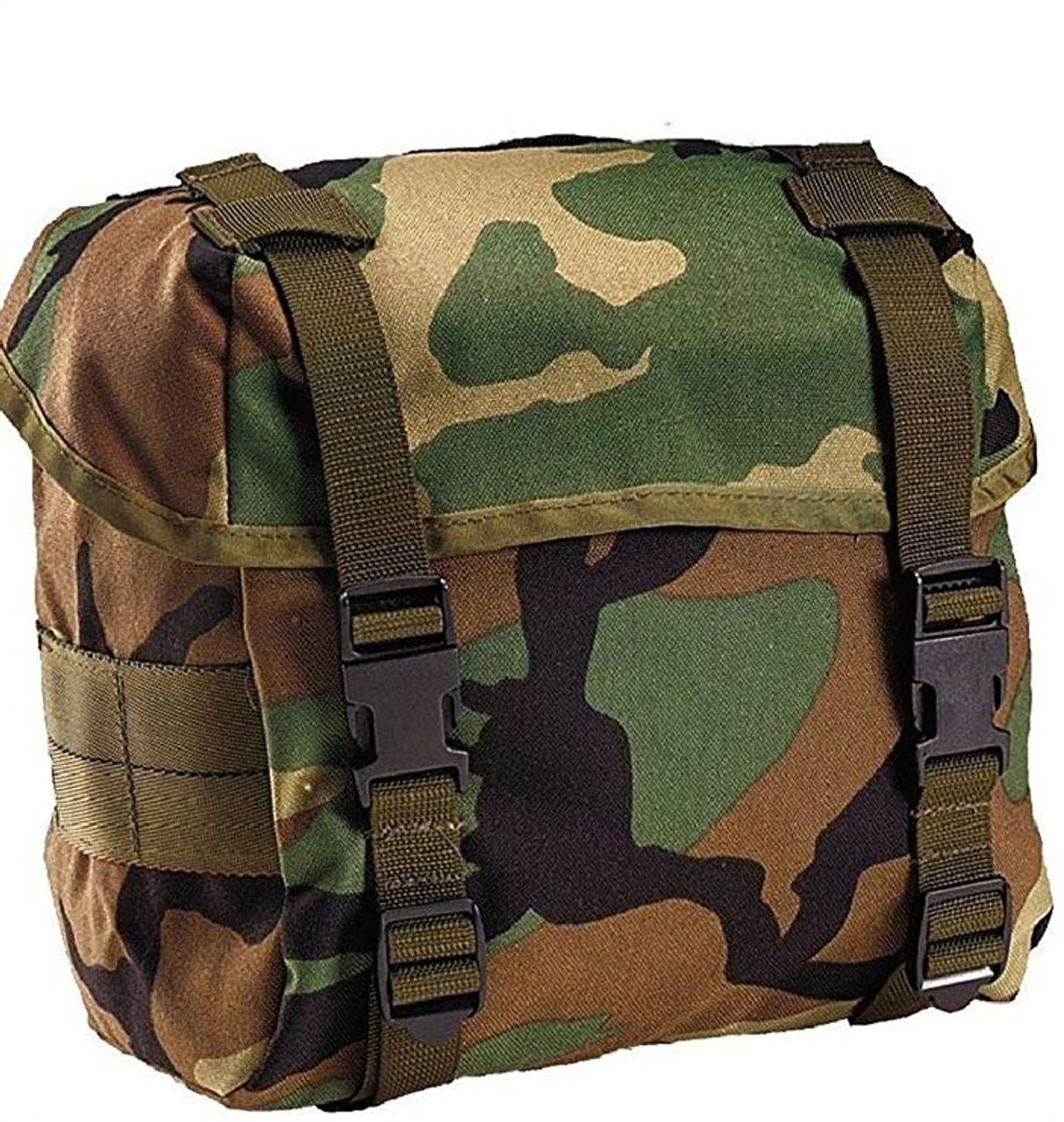 NEW USGI Woodland Cordura Butt Pack