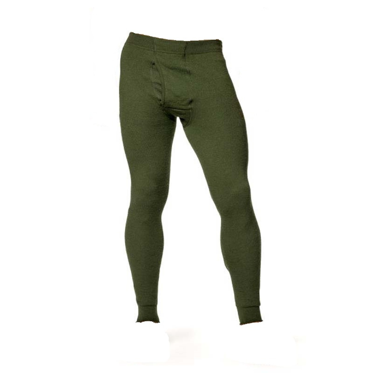 Surplus Canadian Forces Long Thermal Underwear - Green