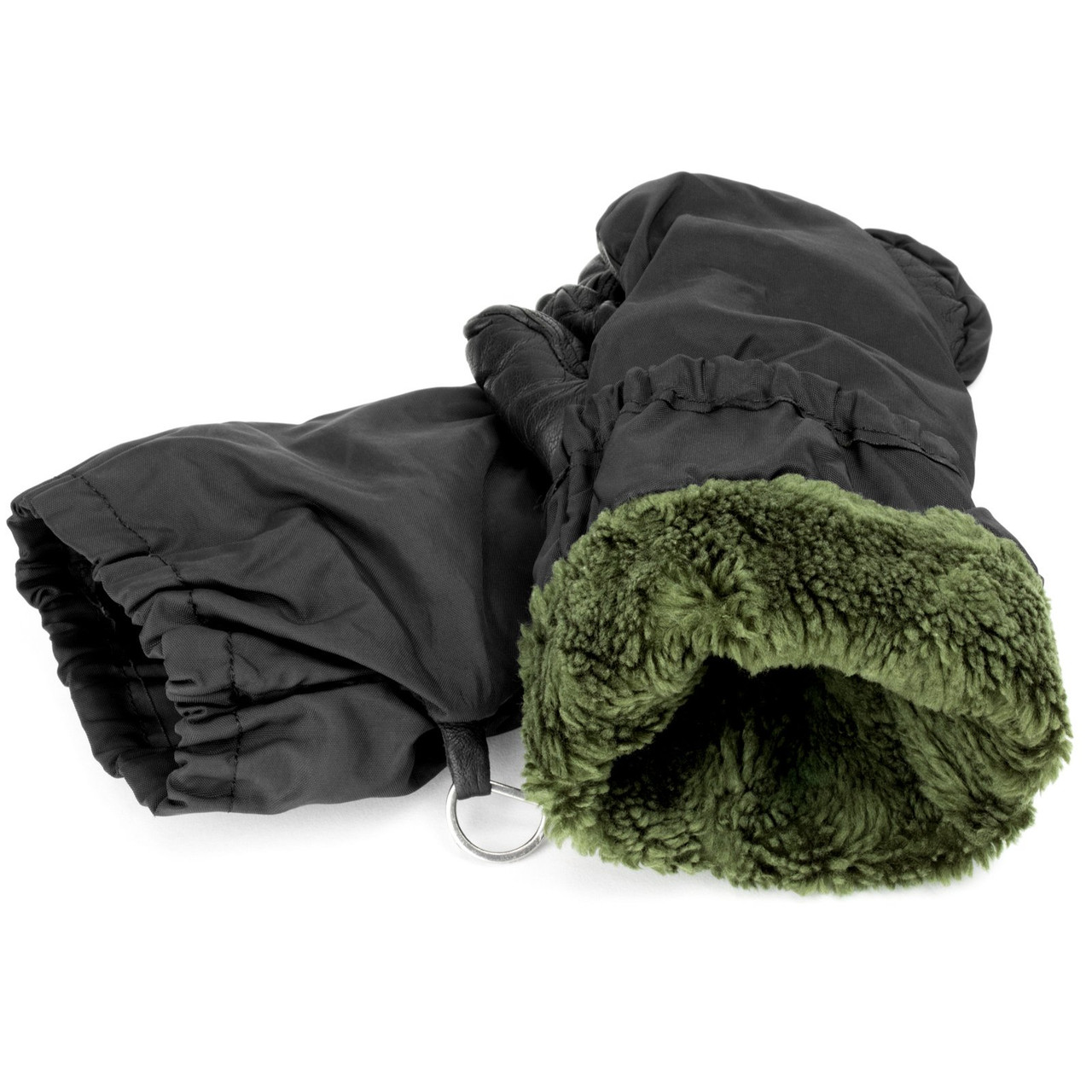 Surplus Swiss Cold Weather Trigger Mittens
