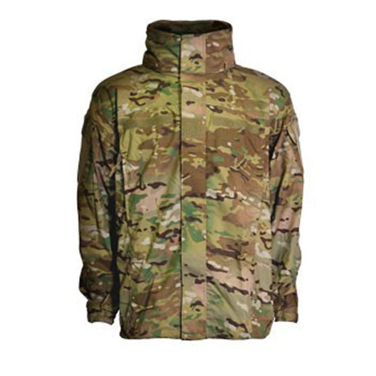 FR ECWCS Gen 4 – Level 5 Zippered TenCate Defender Fabric Soft Shell Jacket, NEW!