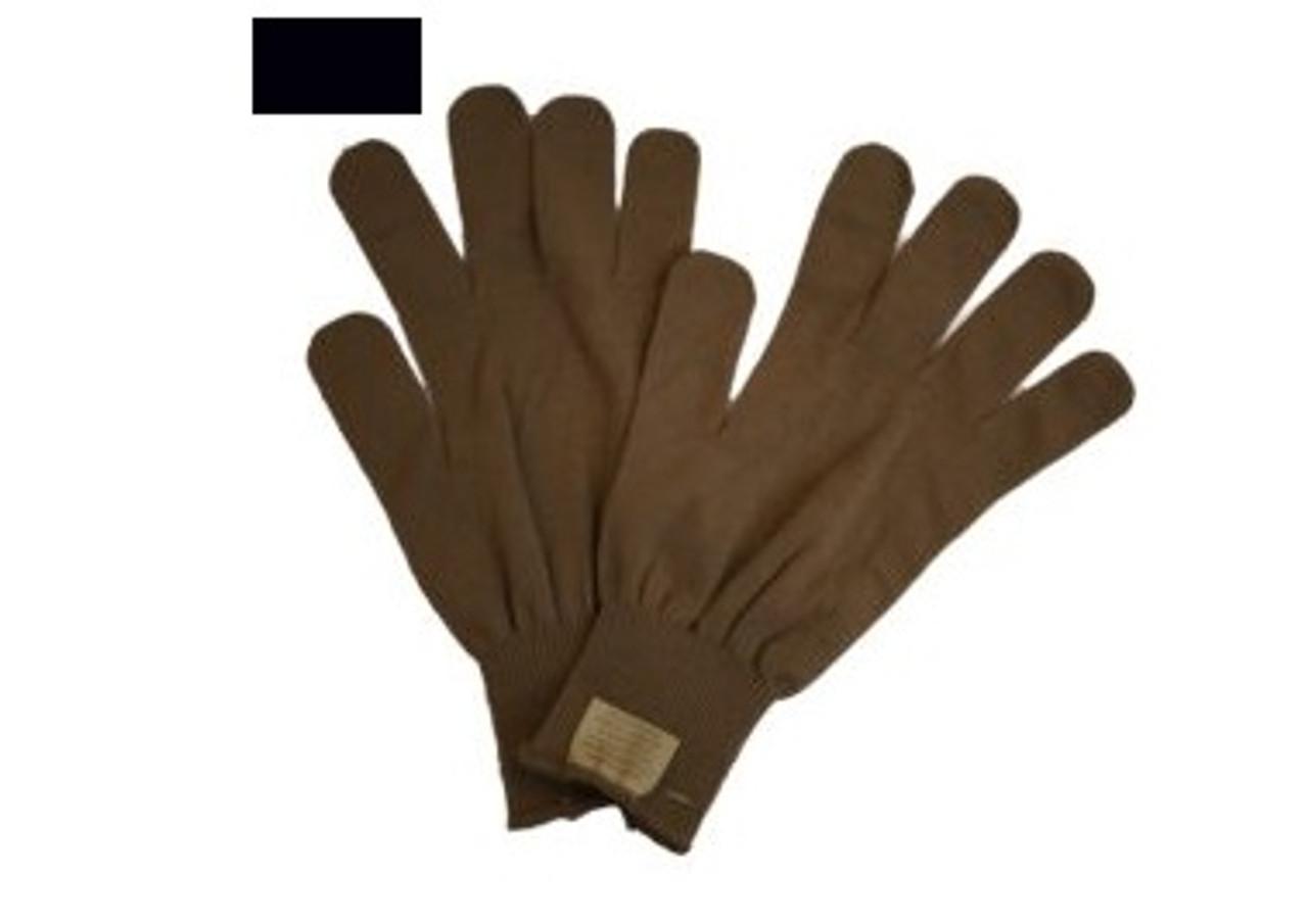 GI Glove Insert Liners - XL, Brown, NEW!