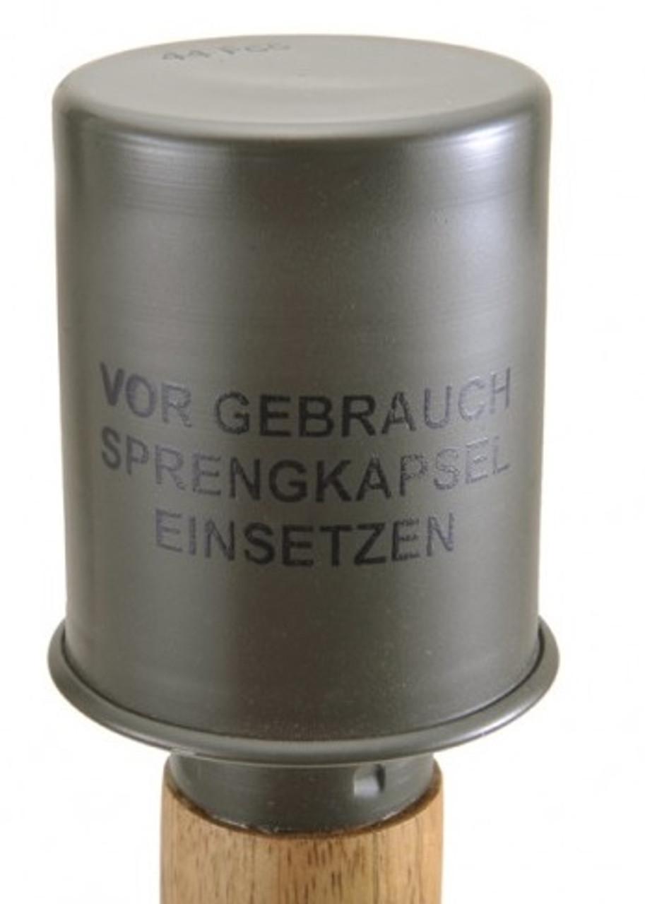 German WW2 M24 M1924 Stick Grenade Potatomasher