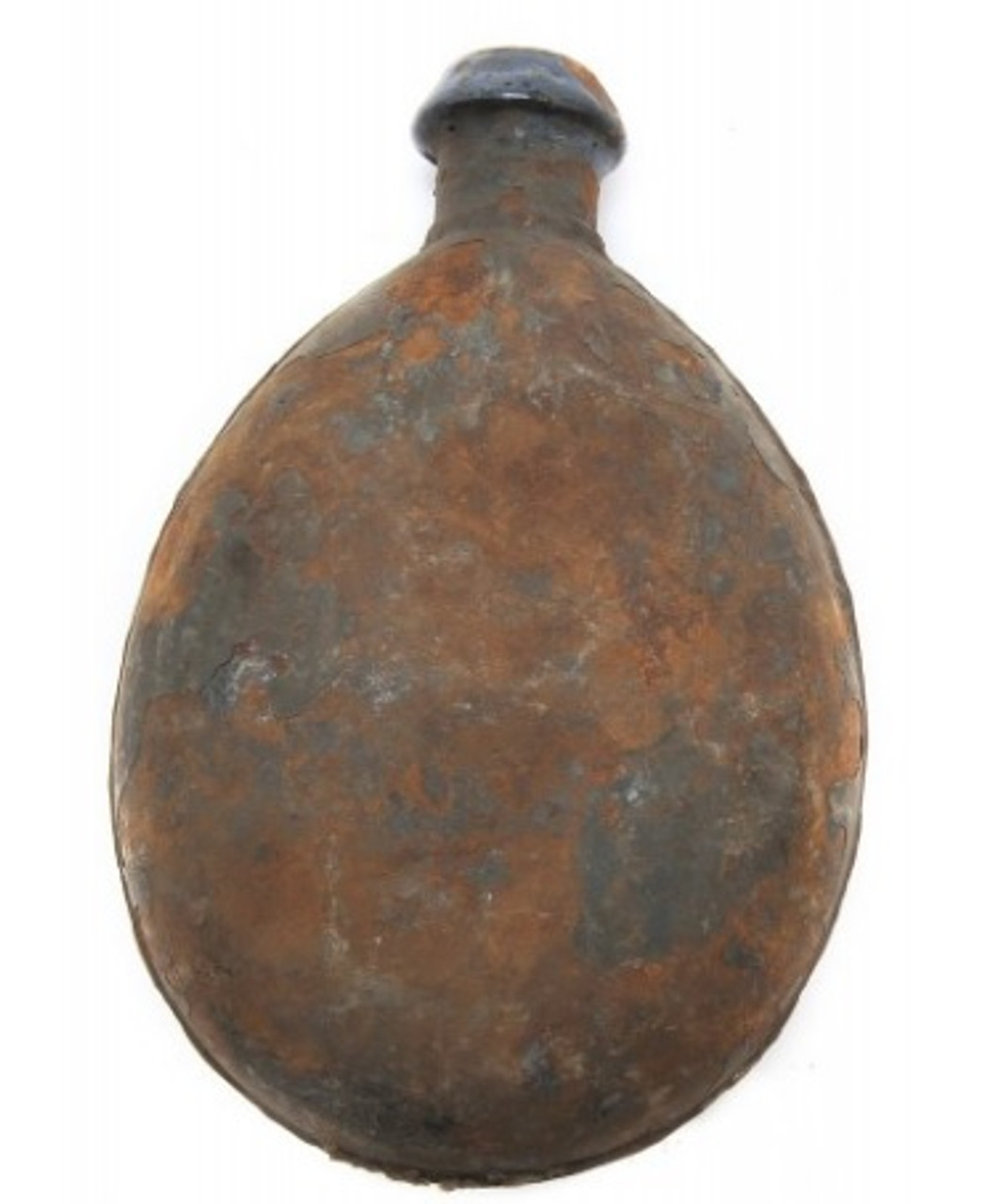 Original German WW1 Canteen with threaded top