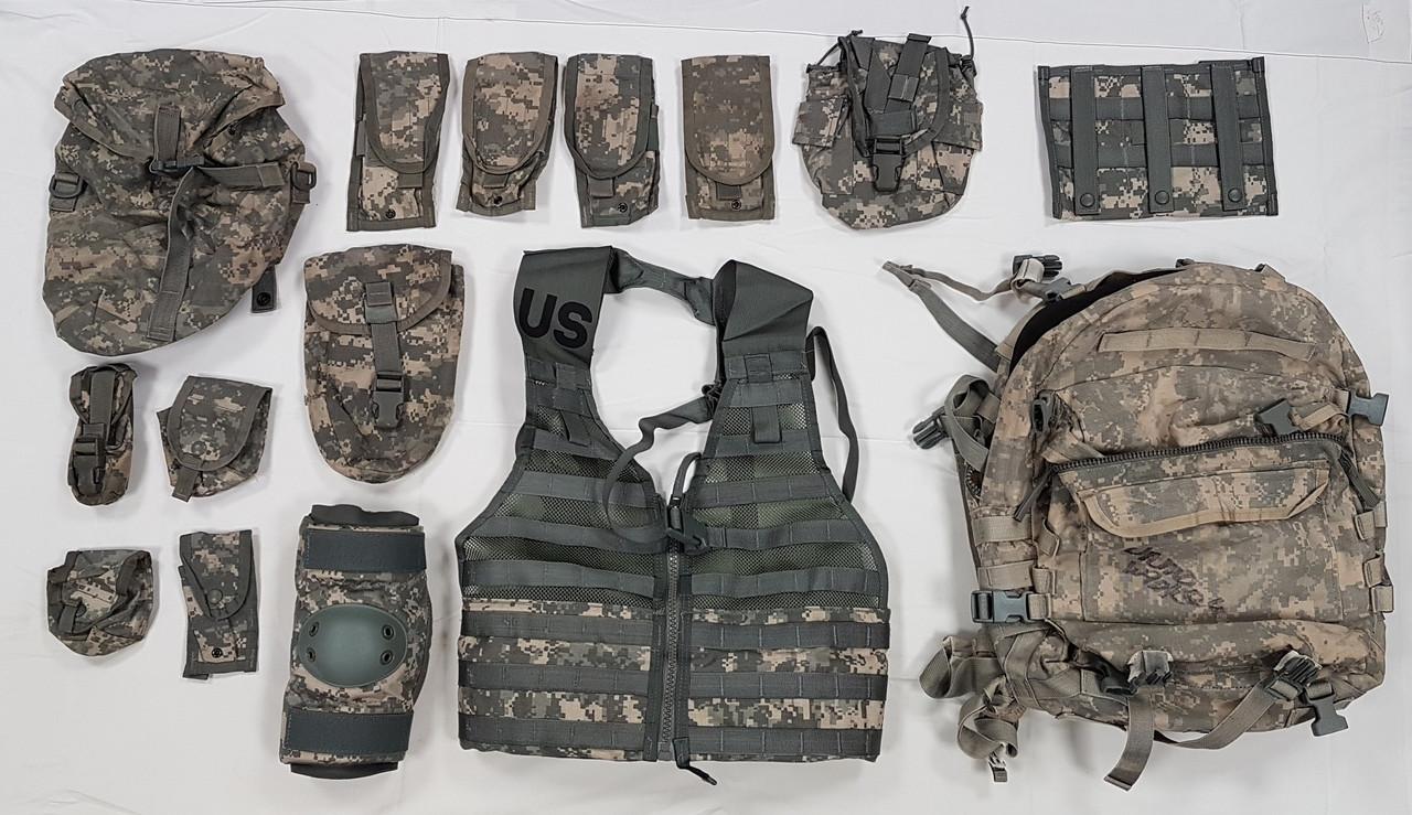 US Army Surplus, Riflemen Packs