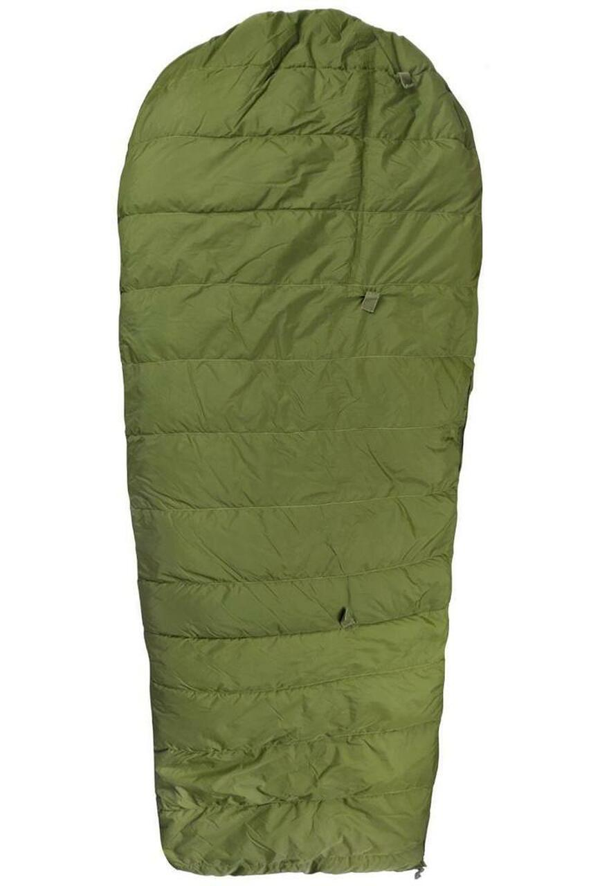 Canadian Forces Surplus Arctic Cold Weather Sleeping Bag - *Broken Zipper