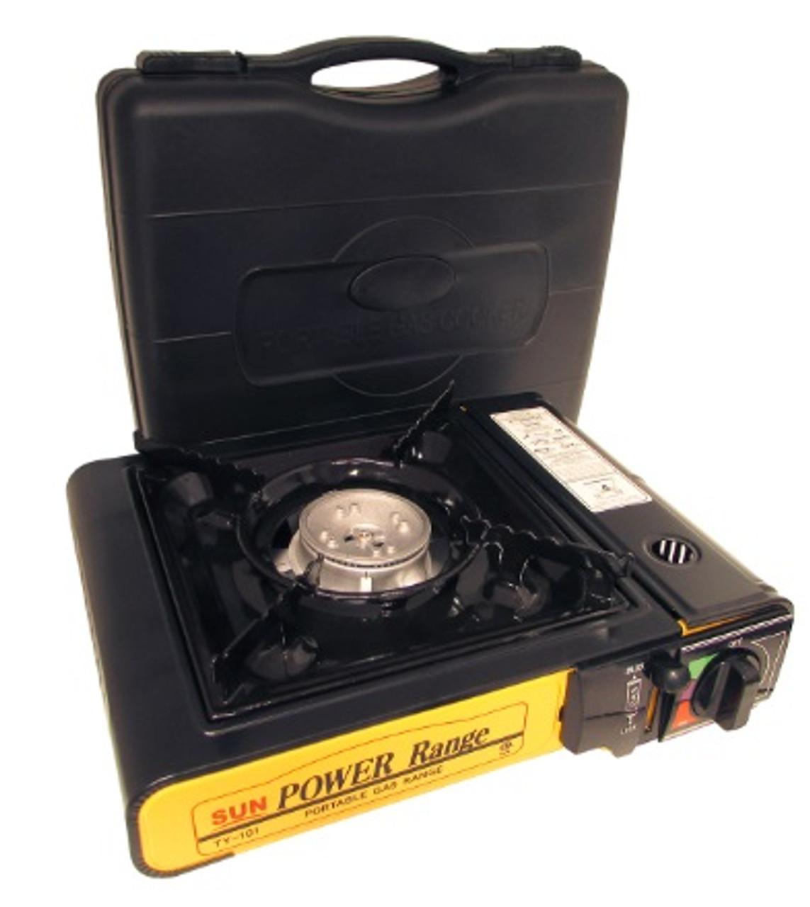 Sun Power Deluxe Portable Gas Stove