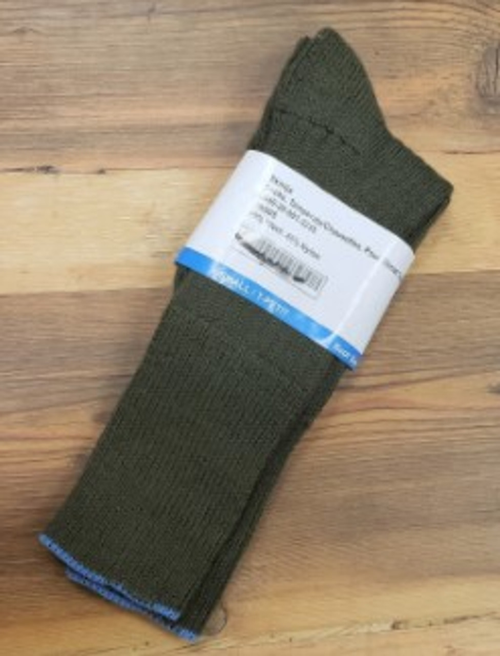 New! Canadian Military Temperate Socks,  60/40 Wool Size X-Small