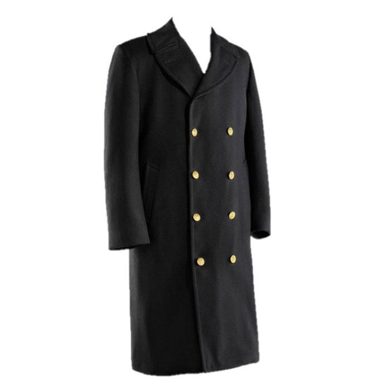USN Wool Bridge Coat