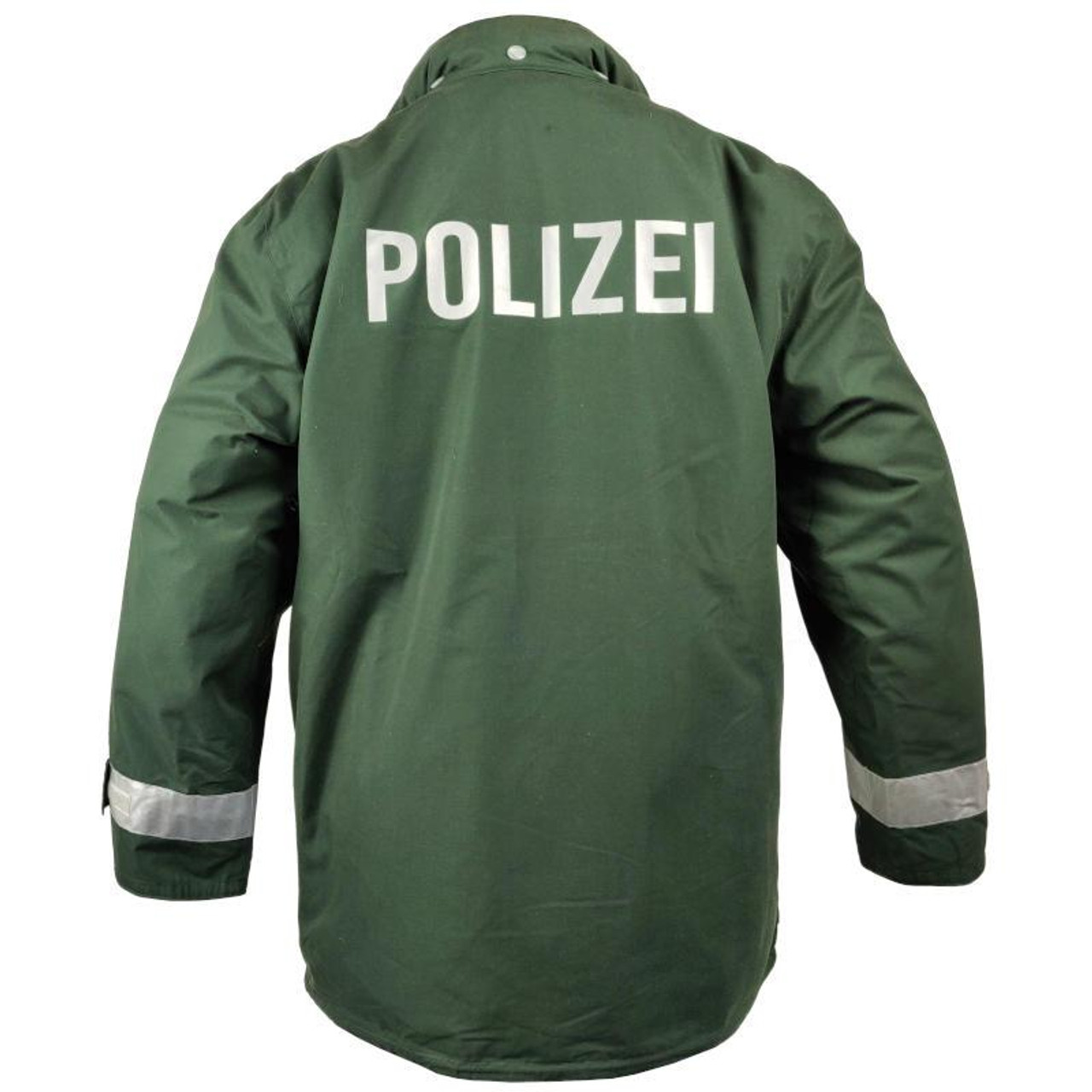 Surplus German Police Parka