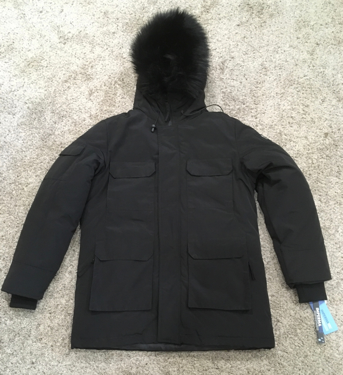 Men's Diamond Trail Winter Parka Limited Edition
