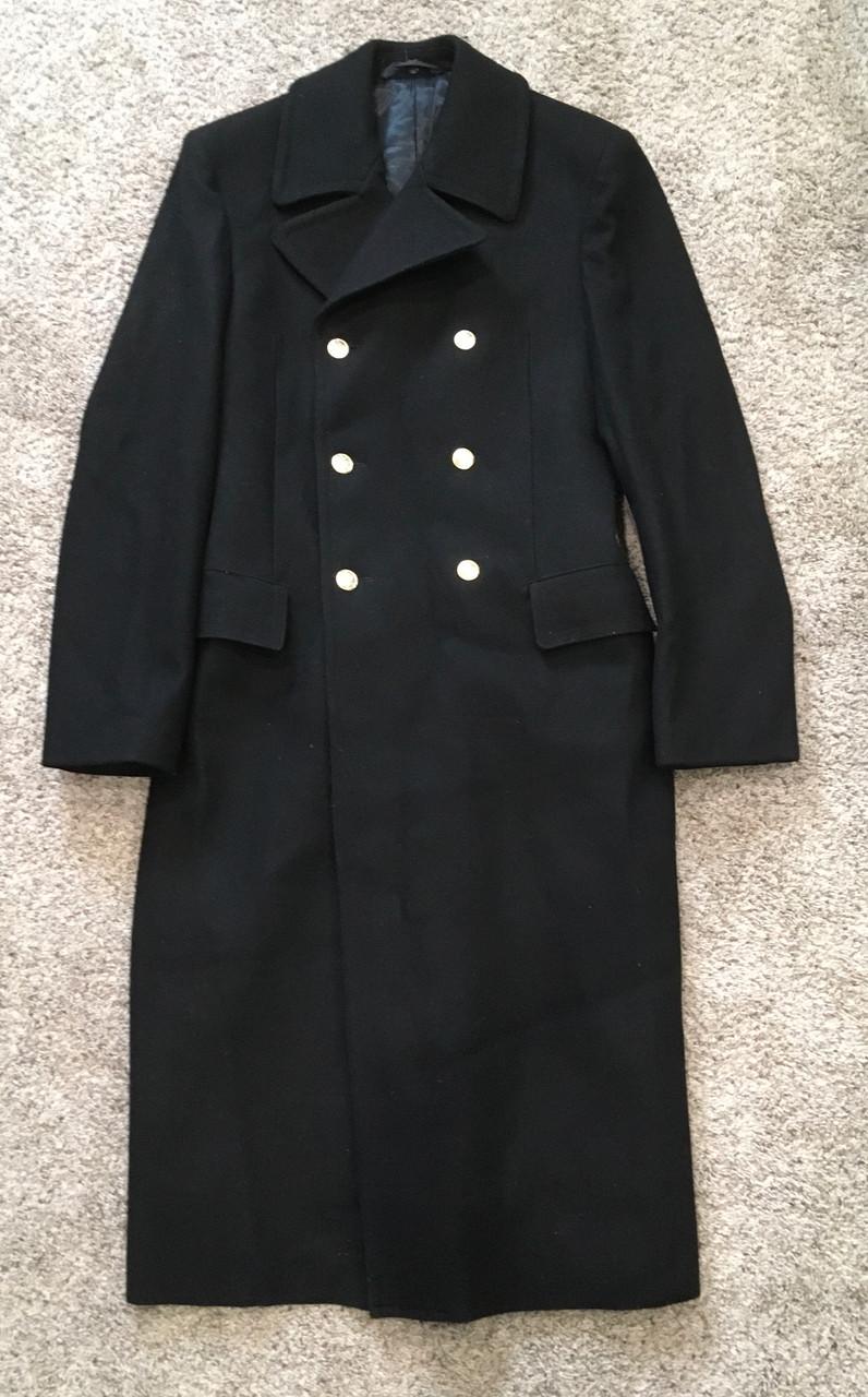 Russian Wool Coat