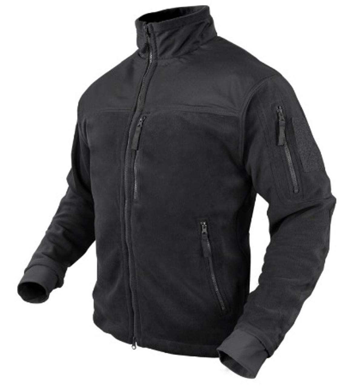 Condor Alpha Fleece Jacket, 3 Colors Available