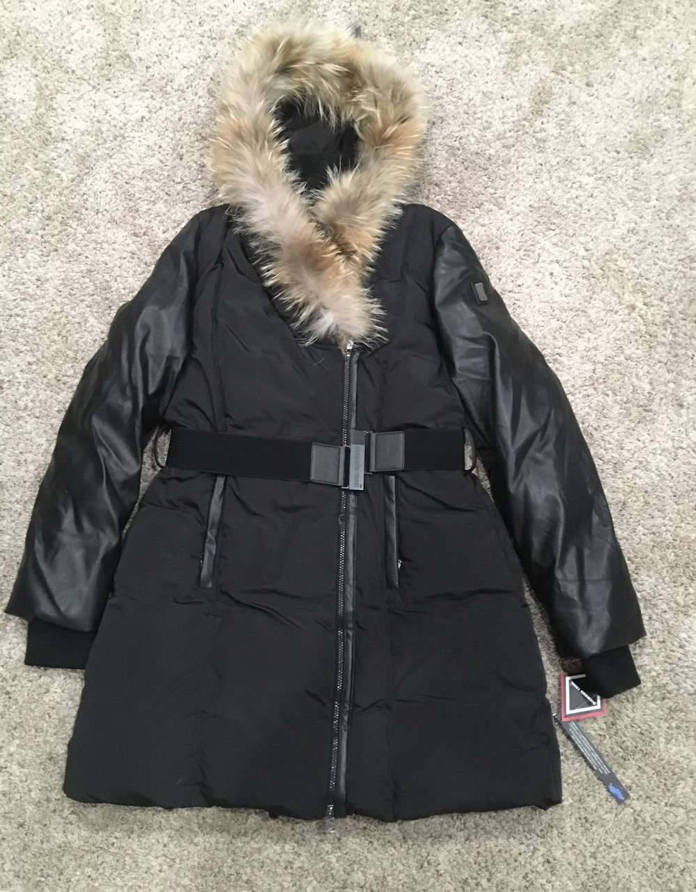 Ladies Diamond Trail Winter Coat, Size XL