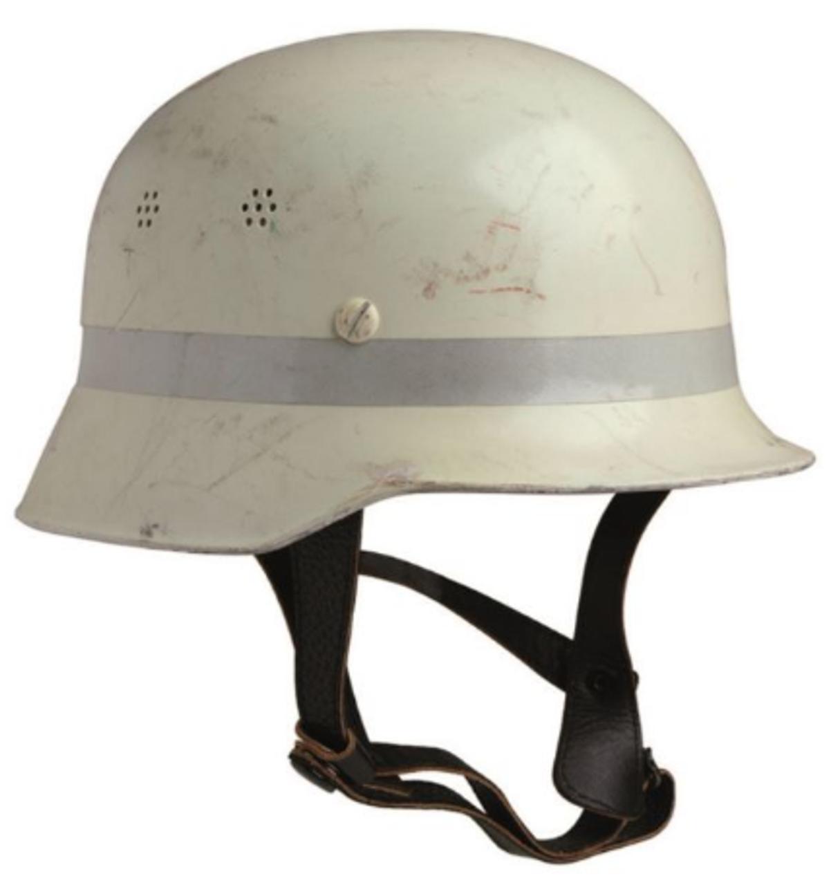 Surplus German Fireman Helmet