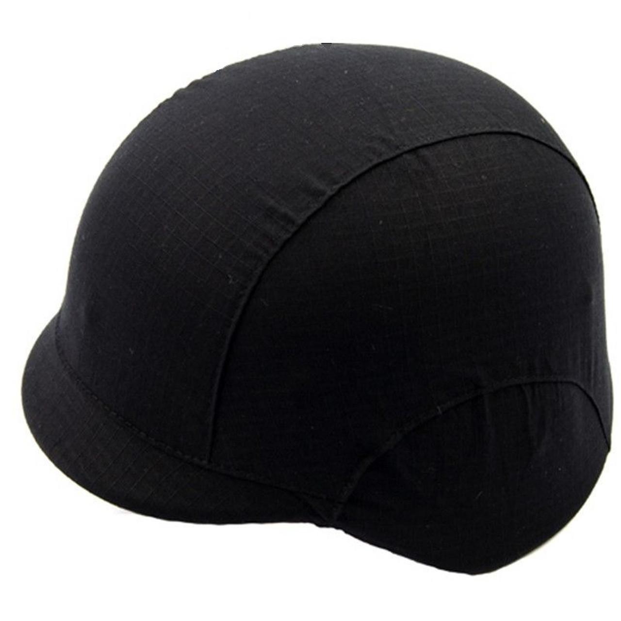 PASGT ballistic helmet, black, NIJ III-A
