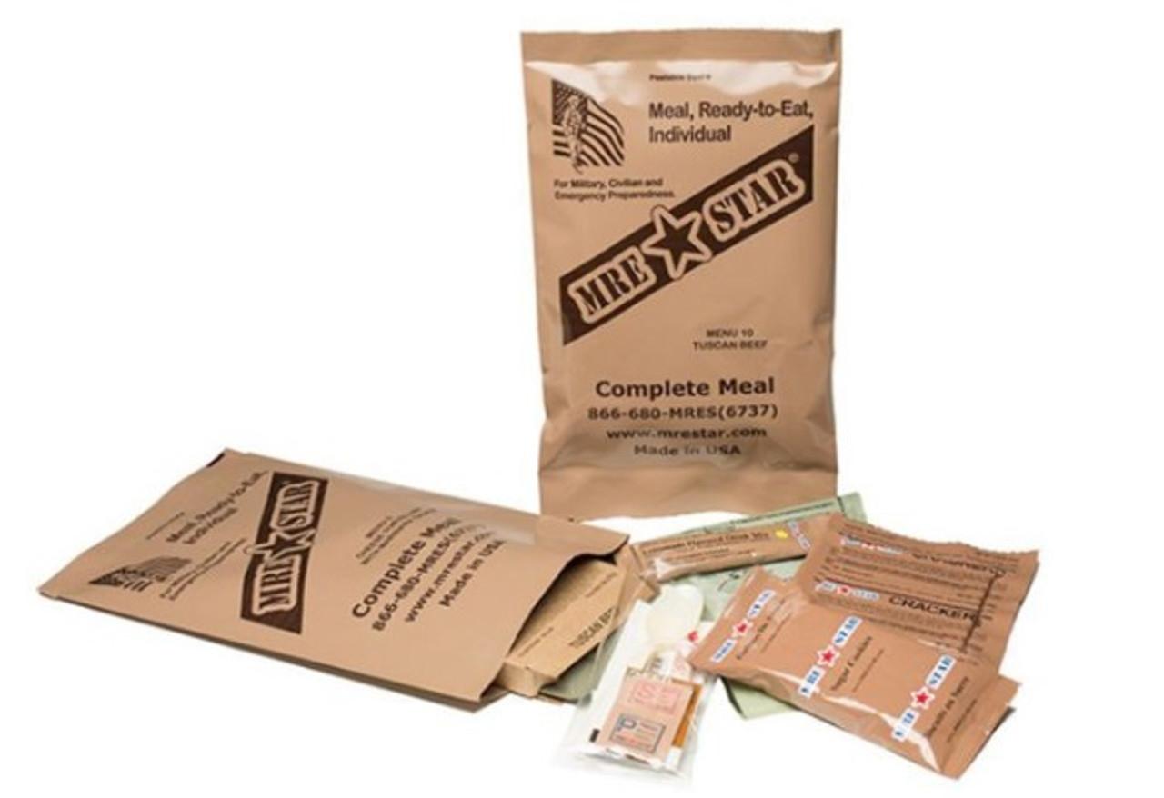 MRE Star 12-MRE Pack
