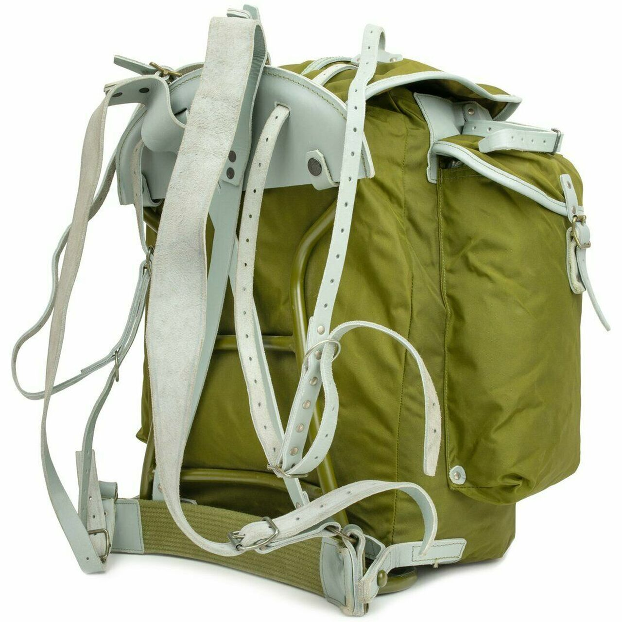 Surplus Norwegian Canvas Backpack 4404