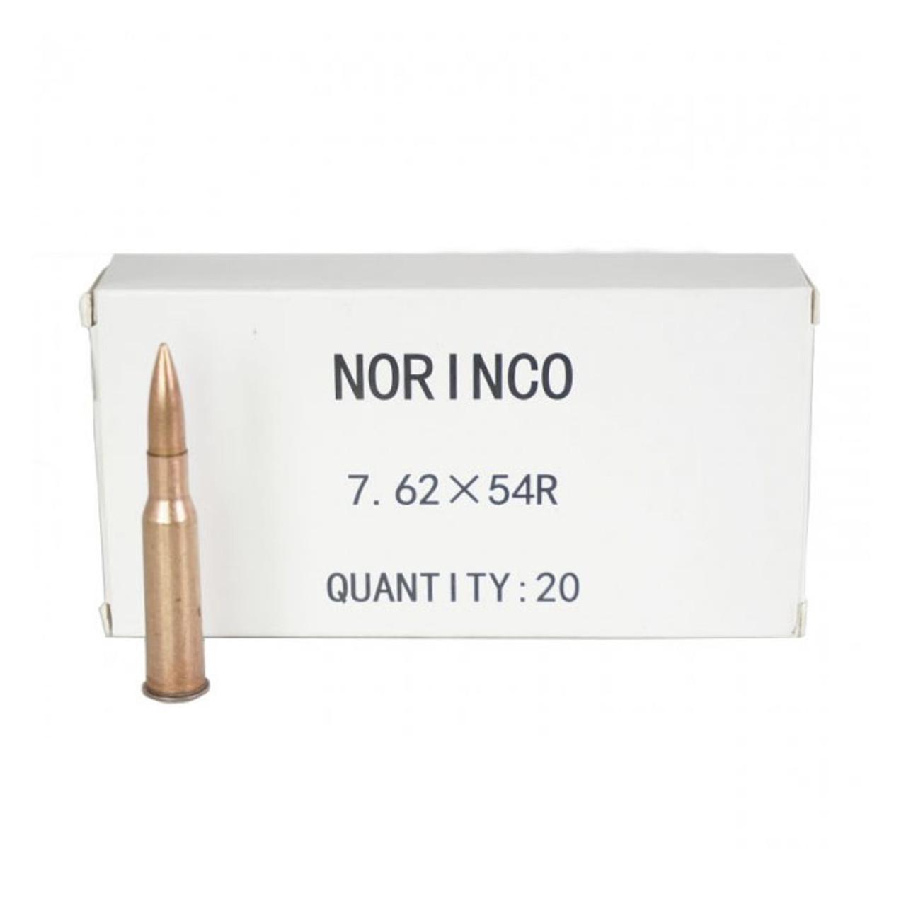 Norinco 7.62 x 54r 260 Rounds