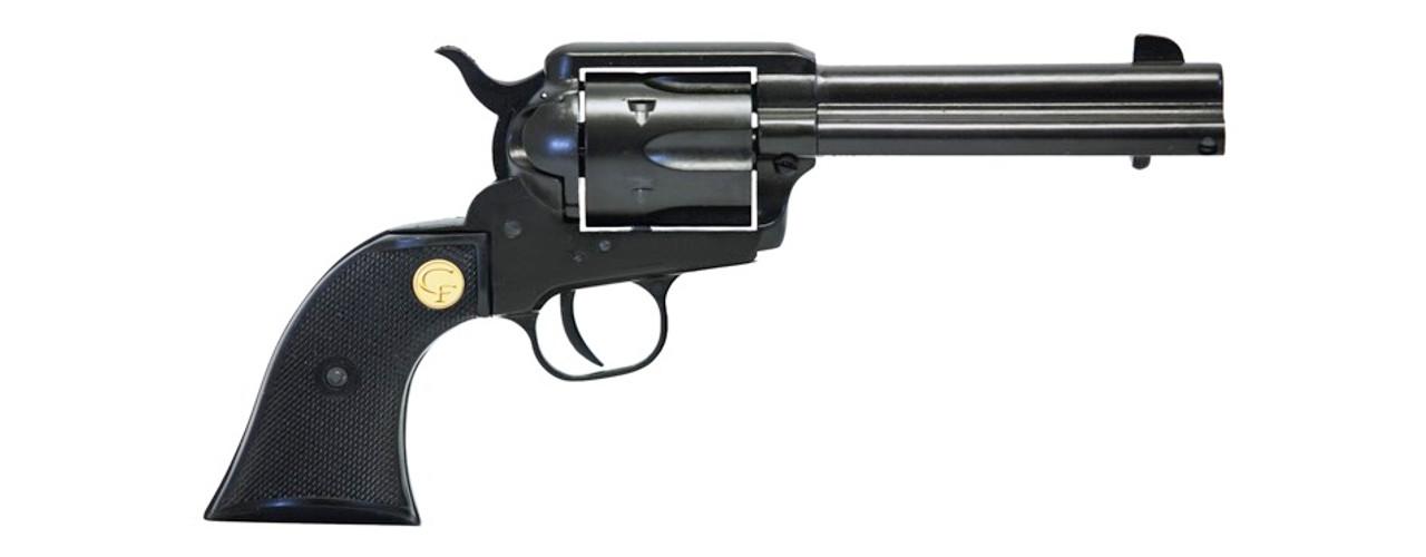 Chiappa 1873 SAA .22LR/22WMR - 6 Shot