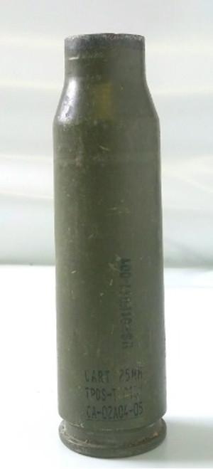 Surplus 25mm (Caliber) Steel Case