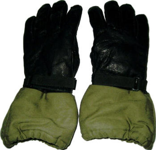 Canadian Military Issue Gore-Tex Gloves - Used
