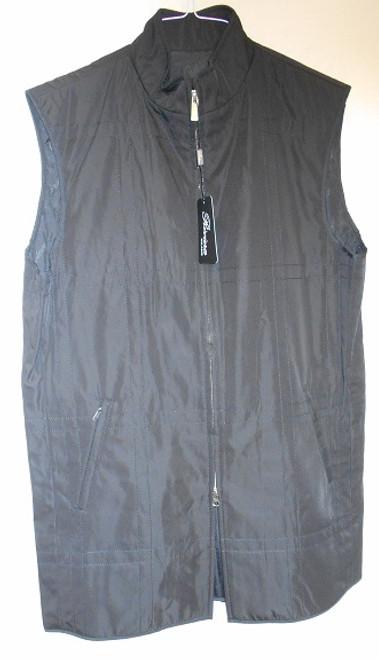 Riviera Milano Italian Jacket and Vest - Black