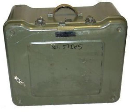 34 lbs Kevlar w/ Barrack Box