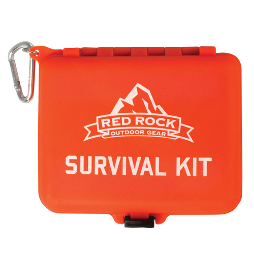 Red Rock Camp Survival Kit