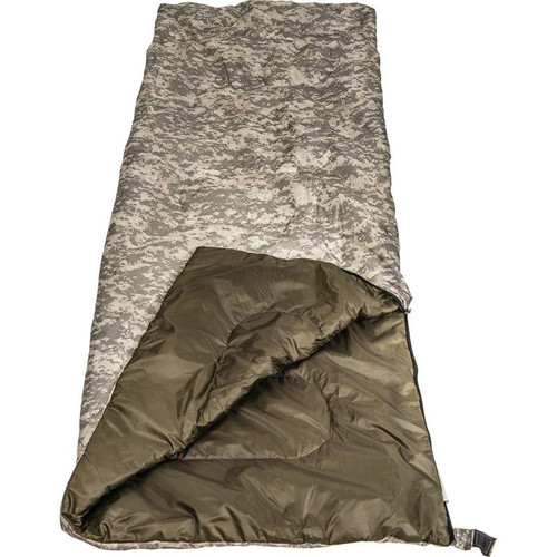 Maxam™ Digital Camo Sleeping Bag