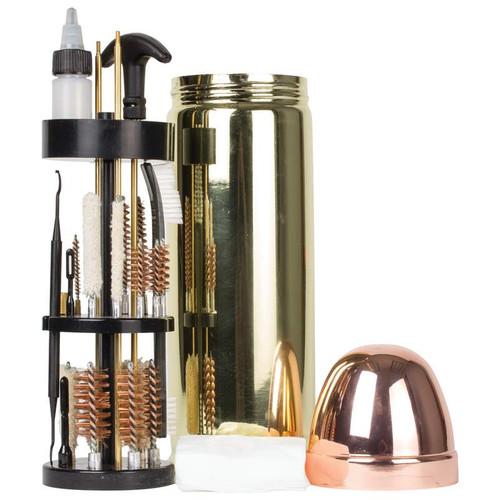 WILDSHOT™ Deluxe Cleaning Kit w/Aluminum Bullet-Shaped Storage Case