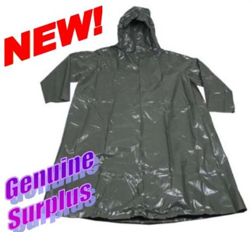 CZ Rain Suit, Like New - OD Green