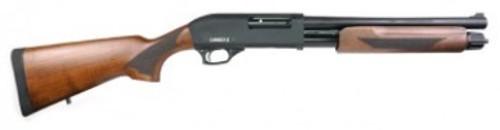 """Canuck Defender PA 12Ga 14"""" Barrel, Walnut Stock Pistol Grip Combo"""
