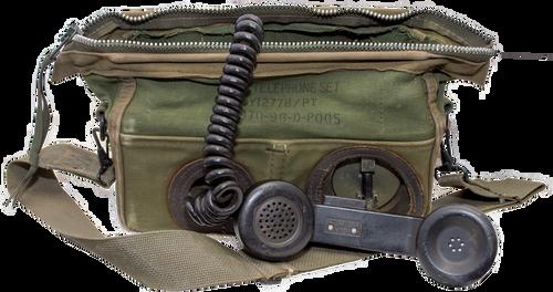 U.S. G.I. TA-312 PT Field Phone