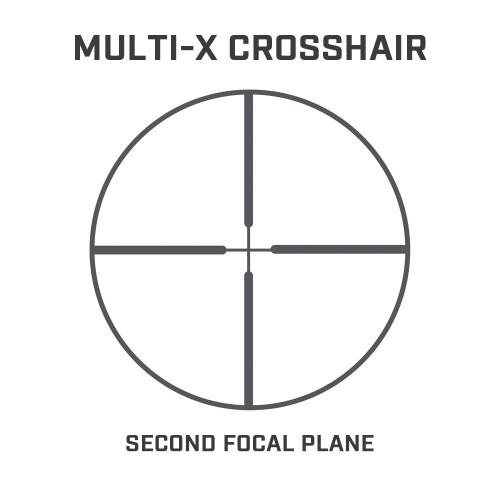 Bushnell Prime 6-18x50 Multi-X SFP