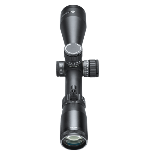 Bushnell FORGE RIFLESCOPE 2.5-15X50 MOA SFP RETICLE - BLACK WITH DEPLOY™