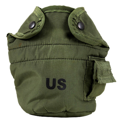 US Surplus Insulated Canteen Pouch