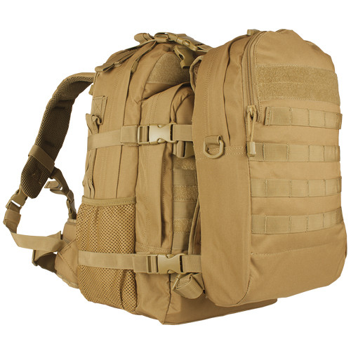 Fox Tactical DUAL TACTICAL PACK SYSTEM-COYOTE