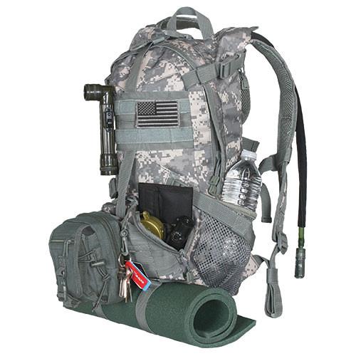 Fox Tactical ELITE EXCURSIONARY HYDRATION PACK - TERRAIN DIGITAL