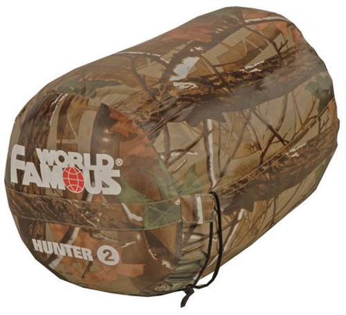 World Famous Hunter 2 Sleeping Bag