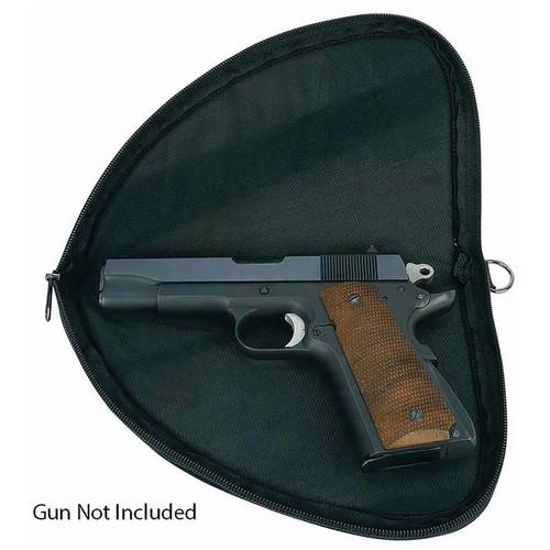 Classic Safari™ Black Pistol Rug