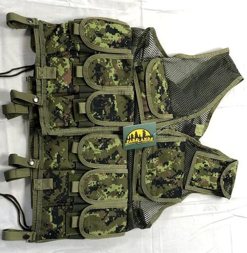 Parklands Tactical SWAT Vest - Canadian Digital