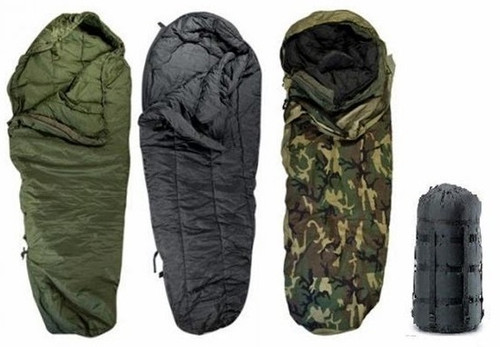 US Army Surplus Modular Sleep System, Very Good Condition!