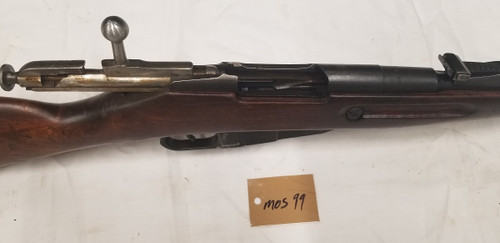 Russian Mosin Nagant 7.62x54r, Dated 1943 - #99