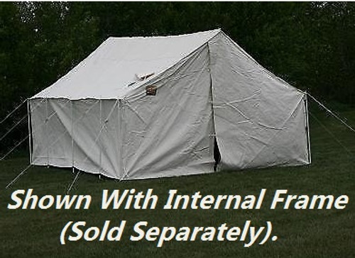Grizzly Outfitters Wall Tent 14' x 16'.