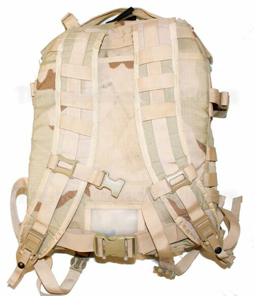 Surplus MOLLE Large Assault Pack  Desert